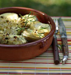 Artichauts farcis au brocciu ou à la brousse - Recettes de cuisine de Corse