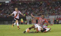 Tricolor joga bem, mas fica no empate com River Plate