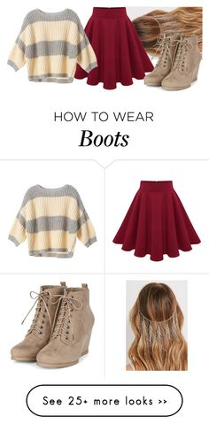 """Untitled #5903"" by assexyaswesley on Polyvore featuring Forever 21 and Victoria's Secret"