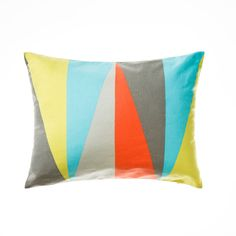 Home Republic Geometric Tuscan Peak - Soft Furnishings Cushions - Adairs Online Scatter Cushions, Throw Pillows, Home Republic, Soft Furnishings, Sewing Projects, Quilts, Yellow, Cushion Ideas, Quilt