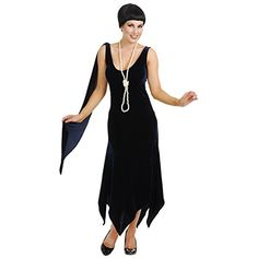 Plus Size Adult Sandy Speakeasy Flapper Costume - Candy Apple Costumes - Browse All Plus Size Costumes Costume Gatsby, Flapper Girl Costumes, Halloween Fancy Dress, Halloween Outfits, Adult Halloween, Halloween Costumes, Halloween Clothes, Halloween 2015, Vintage Halloween