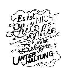 "hand drawn smoke typography  | Von Smudo(?) auf Fornika (""It's not philosophy-it is stoned ..."