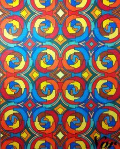 Tesselations patterns!
