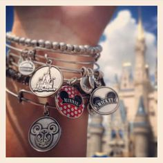 Disney Alex and Ani...I MUST HAVE THESE!!!