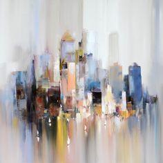 Cadre contemporain 70 x 70 cm