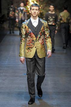 Obsessed!!! Dolce & Gabbana - Fall 2013