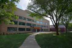 Kuhlin Center, home of the School of Media and Communications Tours, School