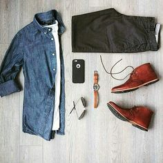 Stylish & Comfortable Outfits for men
