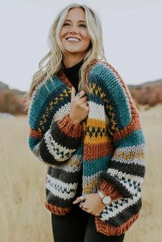 Fall Outfits With Long Cardigans Herbstmode Outfits Strickjacke Fall Fashion Outfits, Trendy Outfits, Fashion Clothes, Winter Outfits, Dress Winter, Boho Fashion, Winter Dresses, Winter Cardigan, Fashion Ideas