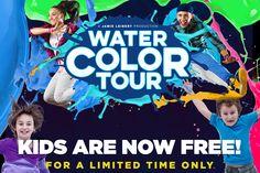 Tampa 5K Run   Color Fun Fest
