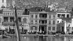 Old Pictures, Old Photos, Thessaloniki, Macedonia, Greece, The Past, Places To Visit, Street View, Europe