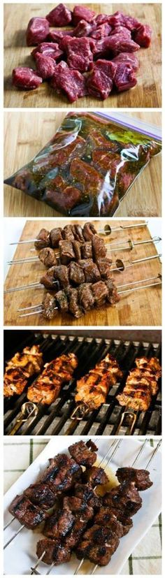 Marinated Beef Kabobs                                                                                                                                                                                 More