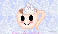 Kawaii Hot chocolate