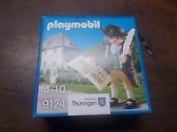 playmobil 9124 johann wolfgang von GOETHE édition spéciale