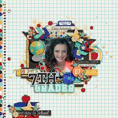 7th Grader - Scrapbook.com