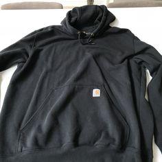 XL carhartt hoodie £30 - Depop Carhartt 55de770fd