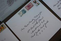 Wedding Invitations Envelopes