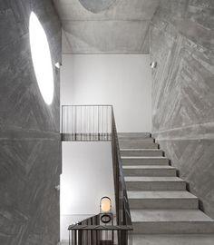 railing Casa do Conto by Pedra Líquida
