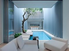 ong+ong architects / 55 blair road, singapore