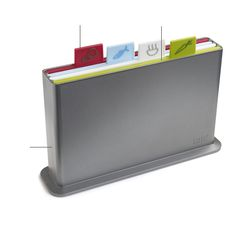 Joseph-Joseph - Index™ Advance   The original index-style chopping board set