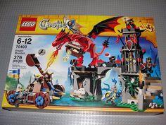 Lego Castle Dragon Mountain 70403 #LEGO