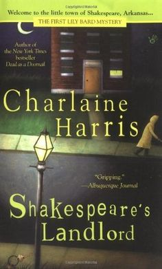 Another lesser-known series by Charlaine Harris that I really enjoyed. I love the strong female lead in these, and I love that, like Sookie Stackhouse, Lily Bard is a very believable character.