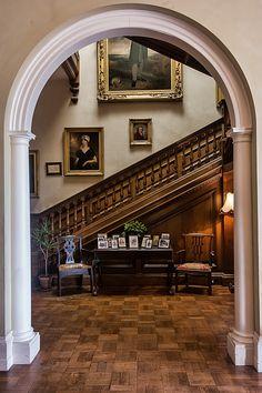 hall | Killerton House