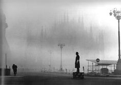 1960 la scighera in Domm - foto di Renato Casari