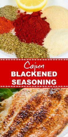 Factors You Need To Give Thought To When Selecting A Saucepan This Yummy, Spicy Cajun Blackening Seasoning Recipe Is A Healthy, No Or Low Sodium, Spice Blend Mix That Will Save You Money Over Prepackaged Store-Bought Seasoning Mix Blends. Homemade Spices, Homemade Seasonings, Healthy Recipes On A Budget, Vegetarian Recipes Dinner, Sauce Steak, Blackened Seasoning, Spice Blends, Spice Mixes, Vegetarian Recipes