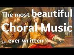 Performed by choirs conducted by Richard McVeigh (owner of BEAUTY in SOUND), here is a selection of some of the most beautiful choral music ever written! Music Love, Art Music, Music Artists, Jazz Songs, Classical Music Composers, Church Music, Music Licensing, Life Affirming, After Life