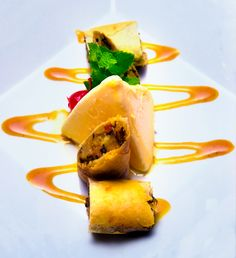 Heavenly food served by angels!  The9thFloor Fine Dining Restaurant, Phuket, Thailand http://www.the9thfloor.com/