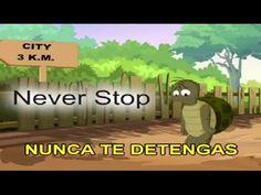 LOS CUENTOS DEL TIO LEON-Cap 9_NUNCA TE DETENGAS.