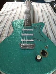 Danelectro U-3 Electric Guitar U3 with Select-O-Matic Switching  HSC