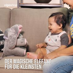 Singing Elephant Flapy- Singender Elefant Flapy Let your child sing and dance with the elephant Flapy! Diy For Teens, Diy Crafts For Kids, Toddler Toys, Kids Toys, Rustic Baby, Decorating Small Spaces, Toys For Girls, Baby Pictures, Diy Beauty