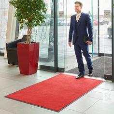 Monotone - Plain colour entrance mats for professional business premises. World Leaders, Shopping Websites, Beautiful Space, Vibrant Colors, Pure Products, Colour, Blue Prints, Color, Vivid Colors