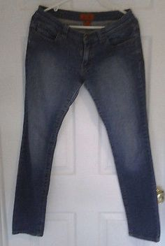 Women's RED FOXX BLUE JEANS, Size 9 in Clothing, Shoes & Accessories | eBay