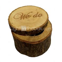 Amazon hot style rural wooden WE DO wedding ring box Woodiness elegant wedding ring box - USD $4.99 ! HOT Product! A hot product at an incredible low price is now on sale! Come check it out along with other items like this. Get great discounts, earn Rewards and much more each time you shop with us!