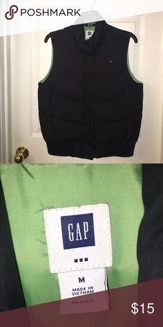 🍭🍭 GAP VEST- COMFY & ADORABLE 🍭🍭 💐💐 SUPER NICE VEST FROM GAP GAP Jackets & Coats Vests