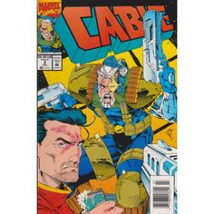 CABLE #3 | July 1993 | $16.00 | 1993-2002 | VOLUME 1 | MARVEL | 1st Weasel - Deadpool Movie 2016 Bad Guy