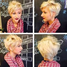 Just Say No to Mom Hair: Chic and Easy Short Cuts