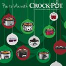 The holiday season is here and we're celebrating with a Pinterest sweepstakes! Visit http://on.fb.me/Rp2hVW and pin your favorite Crock-Pot® Slow Cooker to your holiday wish list for your chance to win it! Sweepstakes ends 12/24. #CrockPot #SlowCooker #holiday #wishlist #gift #pintowin #sweepstakes [Promotional Pin]