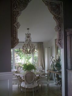 Maison Decor: An Inspired French Dining Room