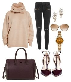 """""""Untitled #27"""" by kritika-bahadur on Polyvore featuring Acne Studios, Paige Denim, mywalit, Ben-Amun, Marc by Marc Jacobs, Michael Kors and 3.1 Phillip Lim"""