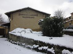 Snow at @Valserrano, Feb 2015