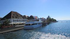 Überlingen/Bodensee -Germany Von hier aus, direkt zur wunderschönen Blumen Insel Meinau. Germany