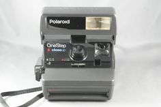 Polaroid One Step Close Up Instant Camera 600 Film Tested Working Point Shoot