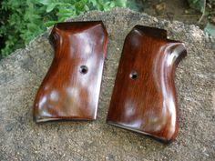 grip set in wood handle - Google Search