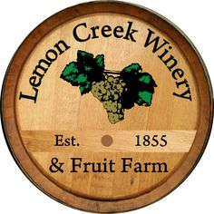 Lemon Creek Winery-over twenty eight different wines to choose from, made from nineteen different estate grown varietals, there is sure to be a wine for any palate. Step outside with a glass of wine in hand and wander on over to the fruit market where you can find any number of fruits seasonally.
