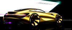 Concept Car Design   Abduzeedo Design Inspiration Bmw Design, Car Design Sketch, Truck Design, Car Sketch, Bmw Concept Car, Future Concept Cars, Future Car, Car Design Software, New Tesla Model 3