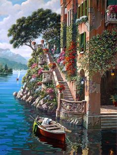 Lago de Como Villa - Bob Pejman